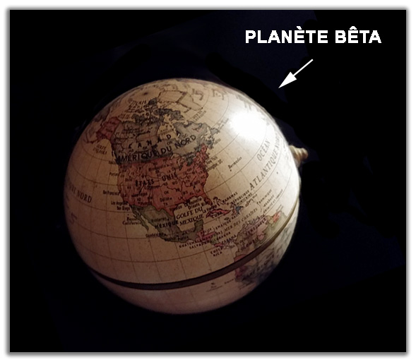 On ne choisit pas sa planète