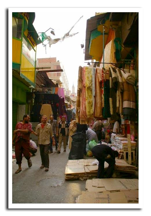 souk du Caire