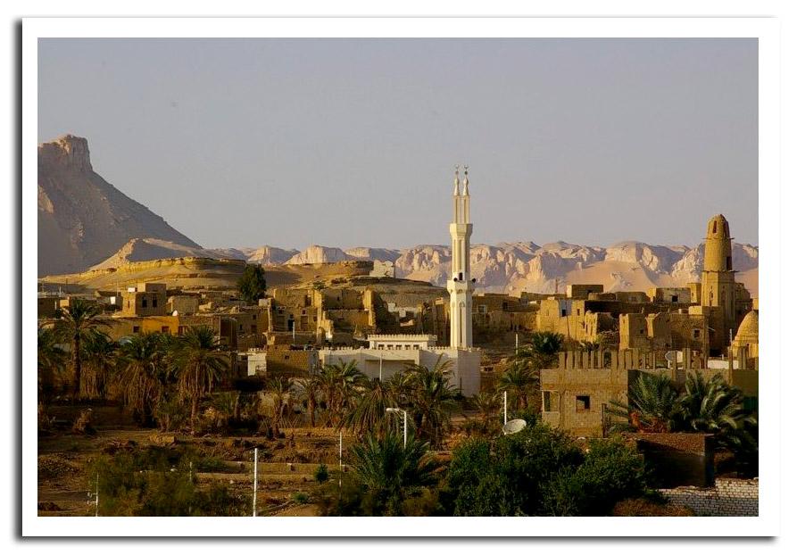 oasis de Dakhla, à El Qasr