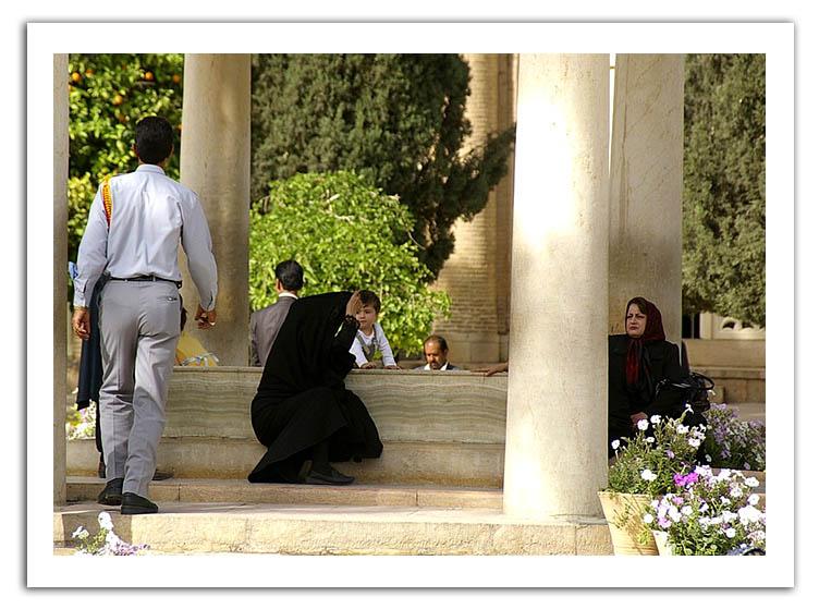tombeau de Hafez
